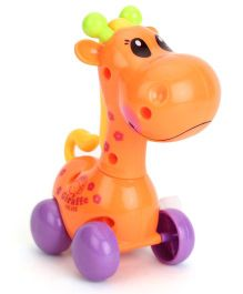 Playmate Wind Up Giraffe Toy - Assorted Color