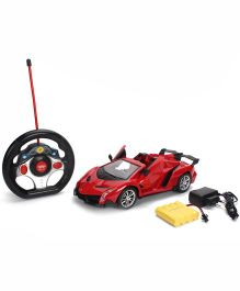 Smiles Creation Winner Racing Famous Car - Red