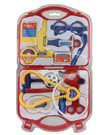 Emob Doctor Play Set Red - 14 Pieces