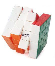 Emob Magic 4 x 4 Rubik Cube - Multicolor