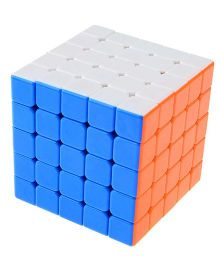 Emob Magic 5 x 5 Rubik Cube - Multicolor