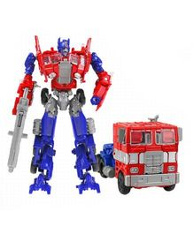 Emob Transformation Stinger Deformation Robot Toy Blue Red - 18 cm