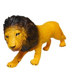 Emob Big Size Lion With Real Sount Effect - Yellow