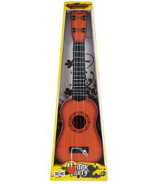Emob Long Party Play Guitar Brown - Height 40 cm