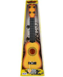 Emob Long Party Play Guitar Yellow - Height 40 cm
