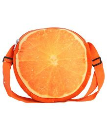 Hello Toys Orange Shaped Sling Bag - Orange