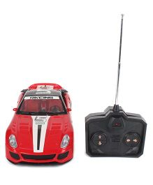Smart Picks Fast And Furious Remote Controlled Car Speed Print - Red