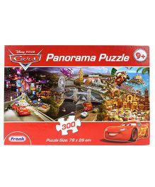 Frank Disney Cars Panorama Puzzles - 300 Pieces