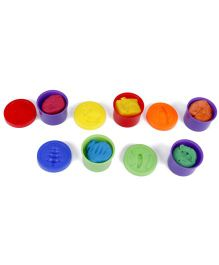 Ratnas Magic Play Clay Dough - 5 Colors