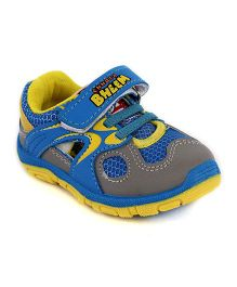 Chhota Bheem Casual Shoes - Blue And Grey