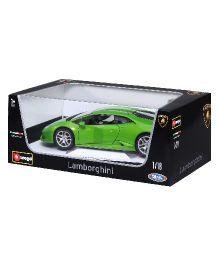 Bburago Die Cast Lamborghini Huracan LP 610-4 Car - Green