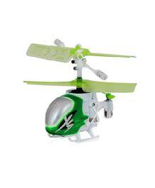 Silverlit Remote Controlled Nano Falcon XS - Green White