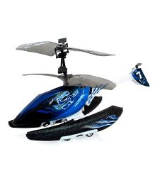 Silverlit Remote Controlled Hydrocopter - Blue Black