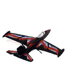 Silverlit Remote Controlled Air Acrobat - Black Red