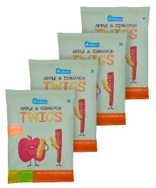 Pinata Apple And Cinnamon Twigs Pack of 4 - 20 grams Each