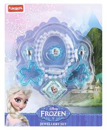 Disney Frozen Funskool Jewellery Set Blue & White  - 3 Pieces