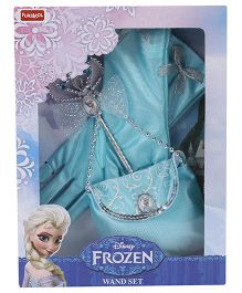 Disney Frozen Funskool Wand Set  - Blue
