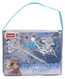 Disney Frozen Funskool Accessories Bag Blue - 5 Pieces