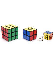 Rubiks Classic Funskool Cube - Multicolor