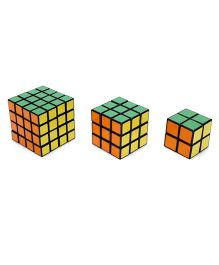 Rubiks Funskool Tiled Trio Multicolor - Pack Of 3