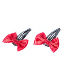 Treasure Trove Satin Bow Tic Tacs - Red