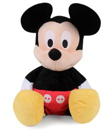 Disney Marvelous Mickey Soft Toy Black Red - 51 cm