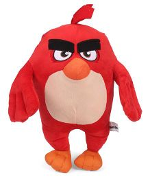 Disney Angry Birds Soft Toy Red - 25 cm