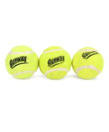 Speedage Tennis Ball Sunway - Pack Of 3