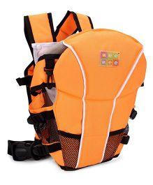 Mee Mee Cozy 4 In 1 Baby Carrier - Orange