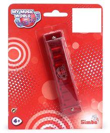 Simba Harmonica Red - 12.5 cm