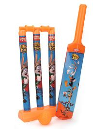 Looney Tunes Cricket Set(Color May Vary)