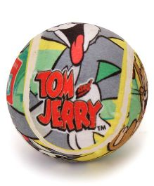 Tom And Jerry Single Tennis Ball - Multicolor