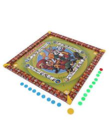 Looney Tunes Carrom Board - Multicolor