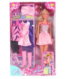 Steffi Love Chic Selection Doll - Pink