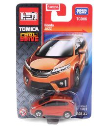 Tomica Funskool Cool Drive Honda Jazz Toy Car - Orange