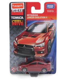 Tomica Funskool Cool Drive Mitsubishi Lancer Toy Car - Green
