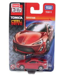 Tomica Funskool Cool Drive Toyota Toy Car - Red