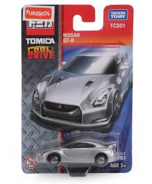 Tomica Funskool Cool Drive Nissan Toy Car - Silver