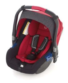 Jane Koos Car Seat - Scarlet
