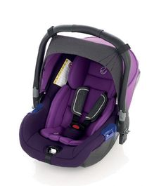 Jane Koos Car Seat - Plum