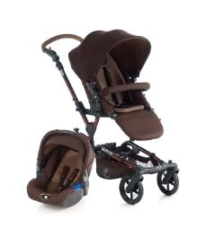 Jane Epic Plus Koos Car Seat Travel System - Brown