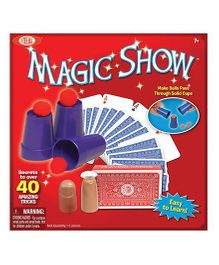 Ideal 40 Trick Magic Show Pack Of 4