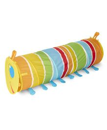 Melissa And Doug Giddy Buggy Tunnel - Multicolor