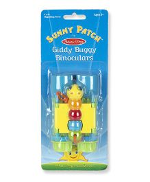 Melissa And Doug Giddy Buggy Binoculars - Multicolor