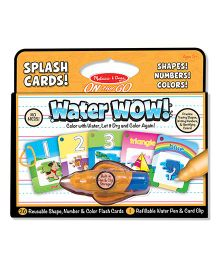 Melissa And Doug Water Wow - Yellow