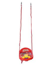 New Natraj Activity Swing With Multi Print Red - 028