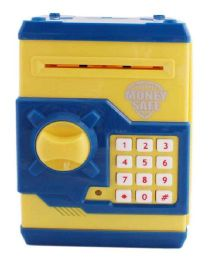 Emob Money Safe Smart Electronic Lock Piggy Bank - Yellow