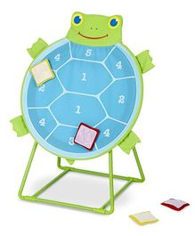 Melissa And Doug Dilly Dally Target Game - Green And Blue