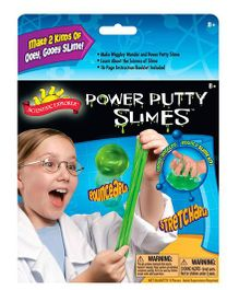 Scientific Explorer Power Putty Slime - 5 Pieces