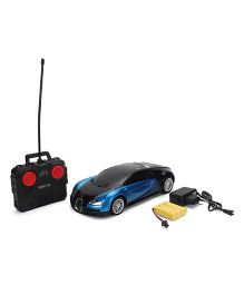 Smiles Creation Remote Control Model Car - Black And Blue